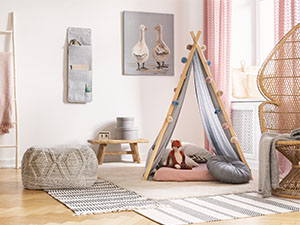 5 Tips for Kids' Rooms