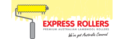 Express Rollers Brand Logo