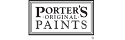 Porters Original Paints Brand Logo