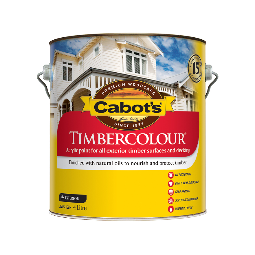Timber Paints