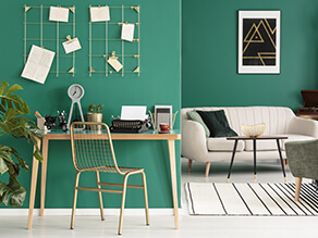 green_study_gold_accessories